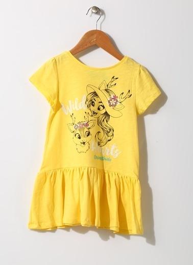 Enchantimals Elbise Sarı